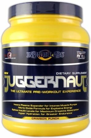 Infinite Labs Juggernaut HP Pre Workout