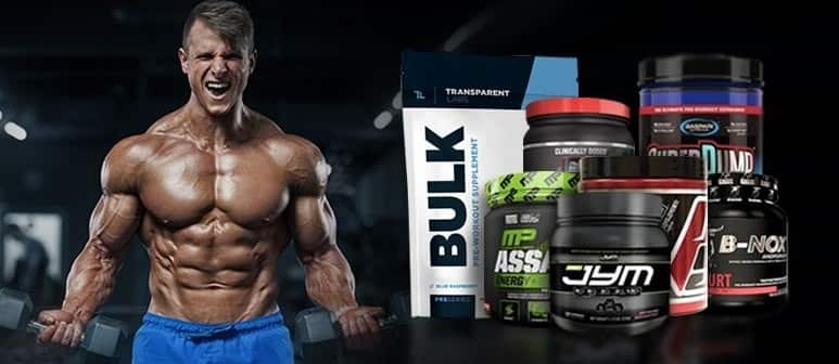 top rated pre workout supplements