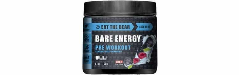 Bare Energy is Creatine Free
