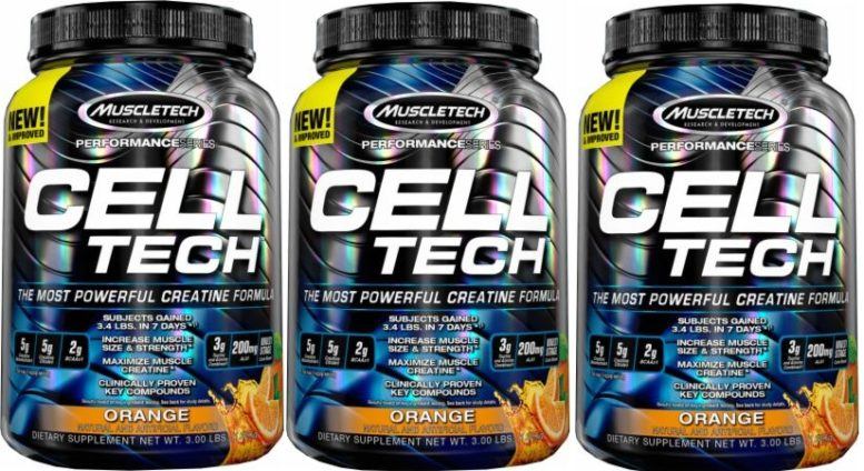 Muscletech Creatine