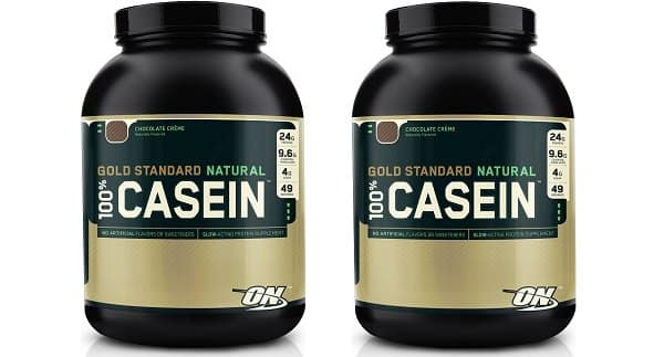 Gold Standard Casein Review