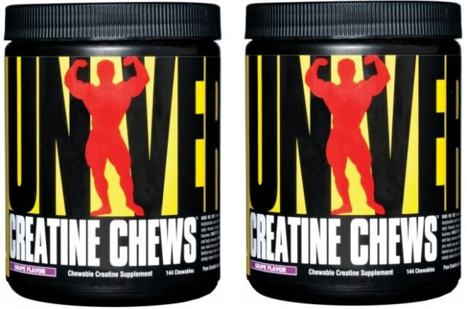Creatine Chew Tabs