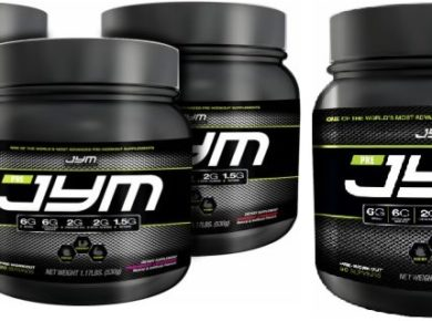 Pre-Jym Pre Workout Unbiased Review