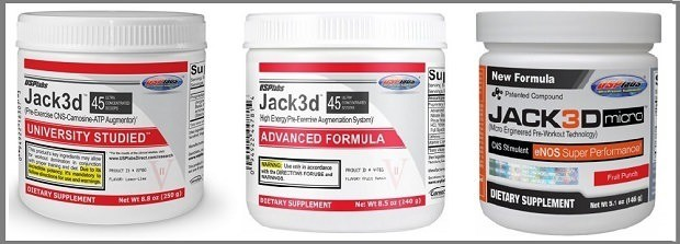 Original Jack3d or Jack3d Advanced