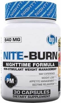 Nite Burn by BPI