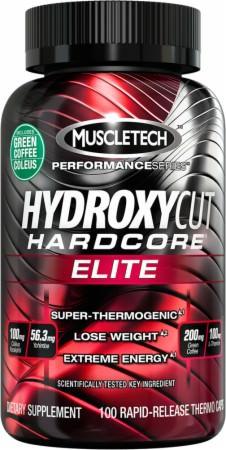 Hydroxycut Hardcore Elite Fat Burner