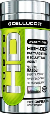Super HD Best Fat Burner and Appetite Suppressant