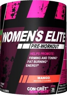 Promera womens pre workout