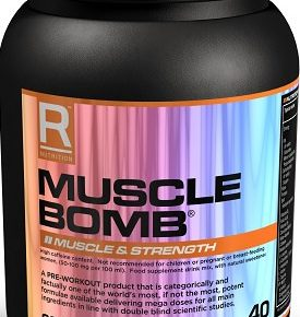 Muscle Bomb