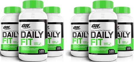 Daily stim free fat burner
