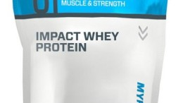 Impact Whey Protein Supplement
