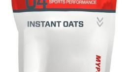 Instant Oats Carb Supplement