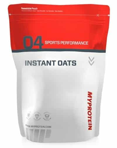 Instant Oats Carb Supplement