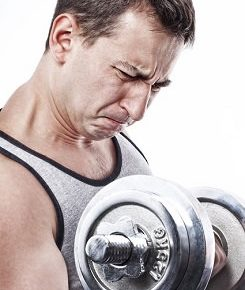 Lower Estrogen in Men for Muscle