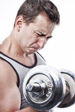 Lower Estrogen in Men for Muscle