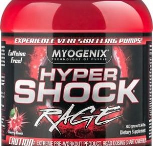 Hypershock Rage Review