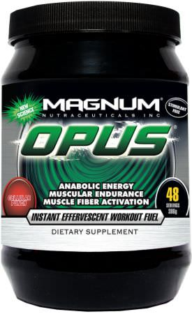 Opus Pre-Workout Review