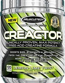 Muscletech Creactor Review