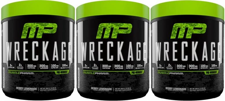 Wreckage Review