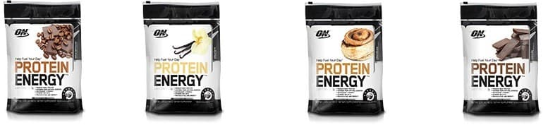 Protein Energy Review