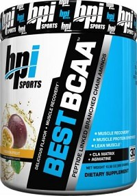 BPI BCAA Supplement Review