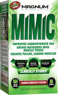 Mimic Carbohydrate Supplement