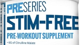 Review for PreSeries Stim-Free