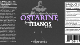 Ostarine by Thanos Labs