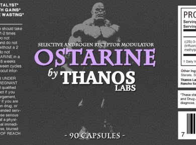 Ostarine by Thanos Labs