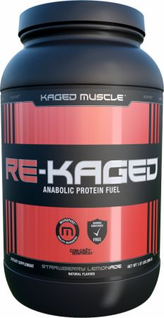 Re-Kaged Protein Review