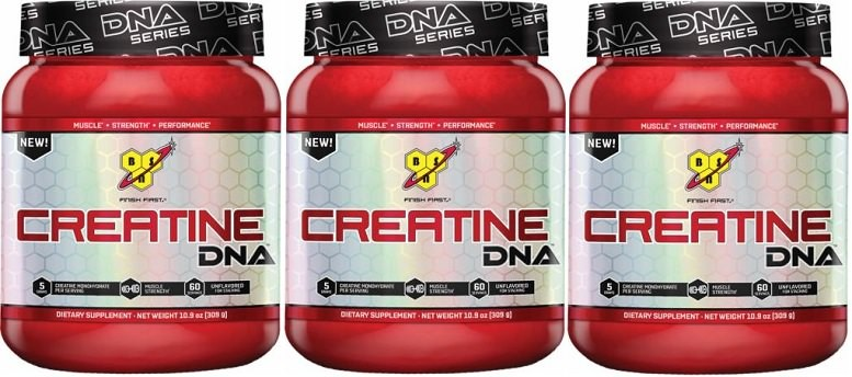 Creatine DNA Review