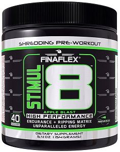Stimul8 pre workout review