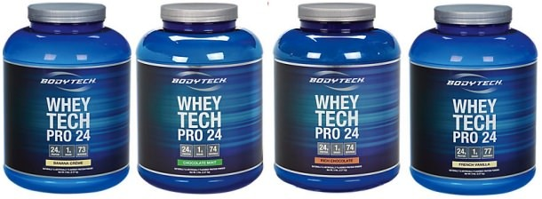 Whey Tech Review