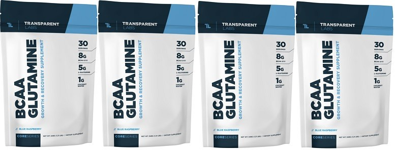 Transparent Labs BCAA