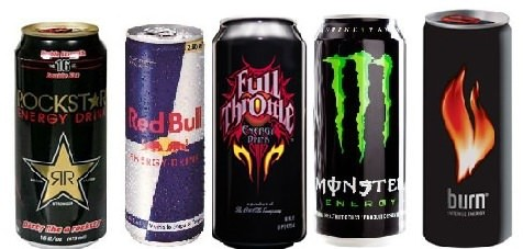 energy drinks or pre workout