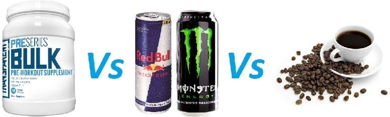 Pre Workout vs Energy Drink vs Coffee – Best Workout Fuels