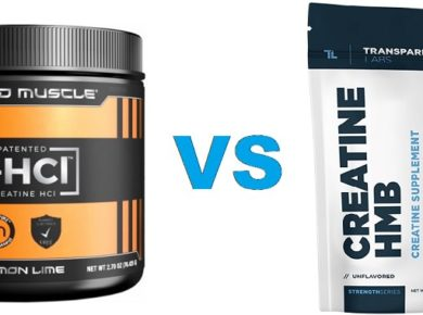 Creatine HCL vs Monohydrate vs Creapure