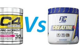 Creatine or Pre Workout