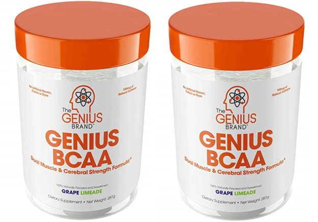 Genius BCAA on Amazon