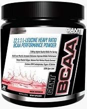 Giant Nutrition Branch Chain Amino Acid Supplement