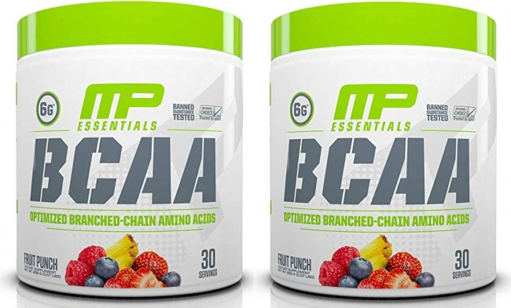 Musclepharm Essentials 3:2:1 BCAA