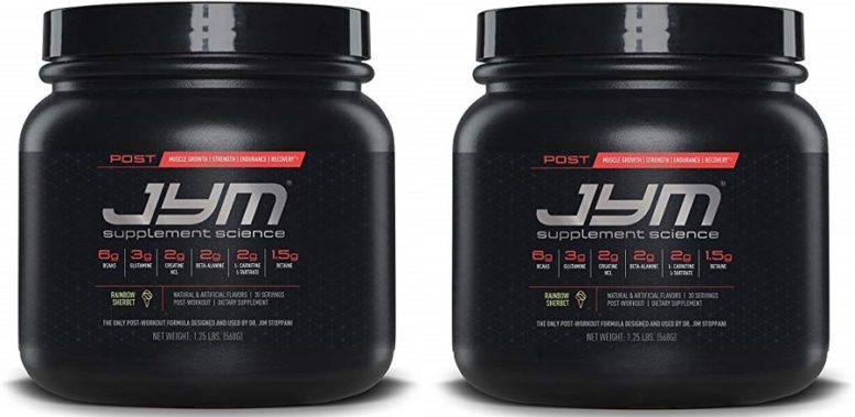 Jym Supplements BCAA