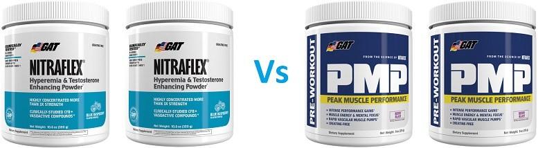 Nitraflex or PMP pre workout