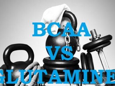 Comparing BCAAs and Glutamine