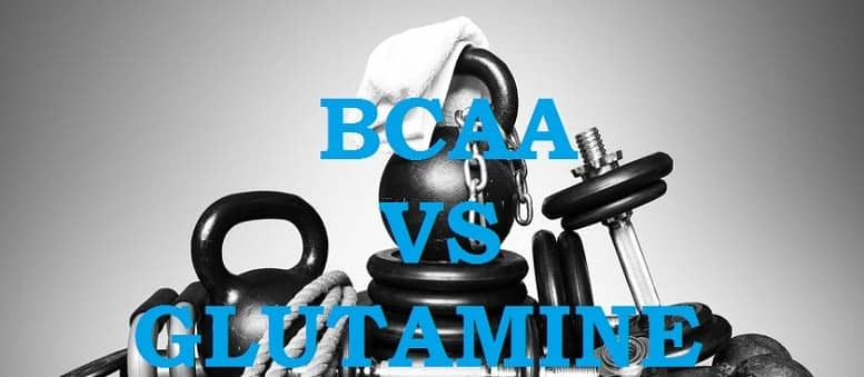 Comparing BCAAs and Glutamine
