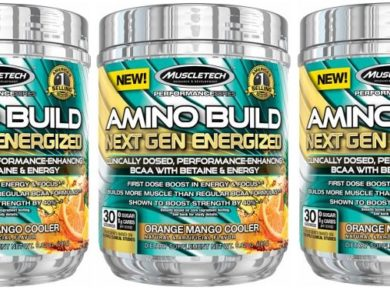 Amino Build BCAA Review