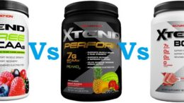 Full Xtend BCAA Review