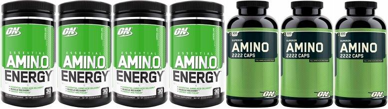 ON Amino Acid Supplements