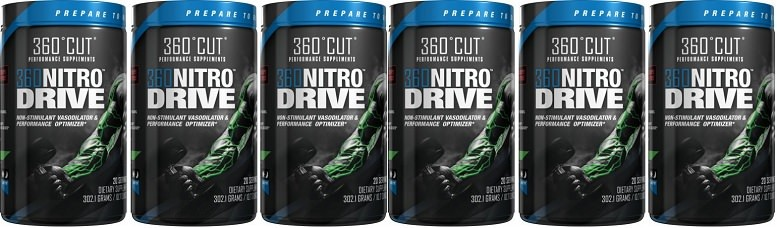 360 nitro drive review