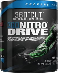 360 nitro drive pre workout